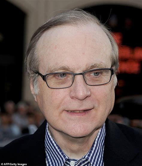 microsoft founder paul allen dies aged   cancer
