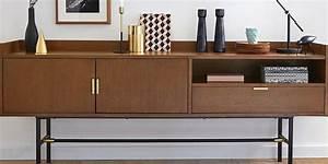 Buffet Scandinave Vintage : buffet meuble adoptez la version enfilade pour une touche tendance marie claire ~ Teatrodelosmanantiales.com Idées de Décoration