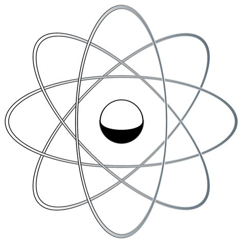 Atom Clipart Picture Of An Atom Impremedia Net