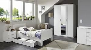 Schlafzimmer Komplett Mit Aufbauservice : komplett wei e schlafzimmerserie mit hohem stauraumbett aradeo ~ Bigdaddyawards.com Haus und Dekorationen
