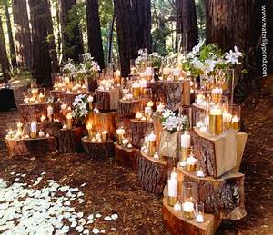 forest wedding | Unique Pastiche Events