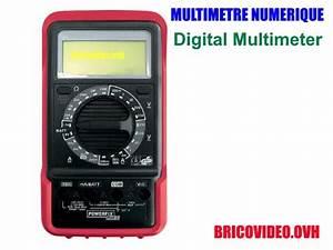 Multimetre Digital Mode D Emploi : notice multimetre numerique powerfix pdm 250 a2 lidl mode ~ Dailycaller-alerts.com Idées de Décoration