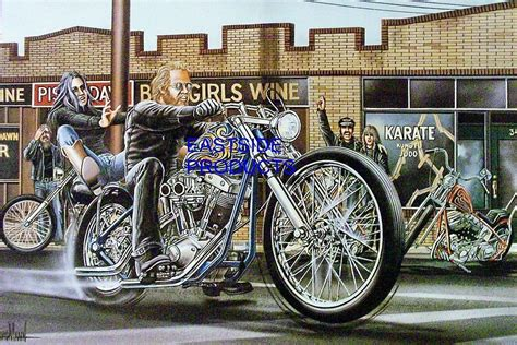 Easyriders David Mann Dave