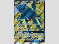 VikavoltGX 134145 Full Art Ultra Rare Pokemon Card