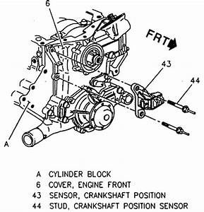 Camaro  Me Instructions On How To Change The Crankshaft
