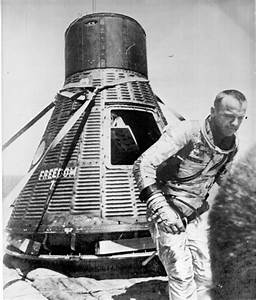 Astronaut Alan Shepard Becomes First American In Space ...