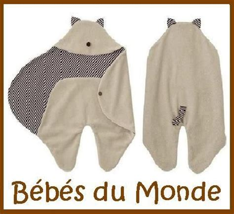 siege nomade bebe gigoteuse polaire couverture capuche nomade pour cosy