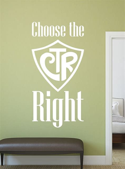christian wall decals ctr choose