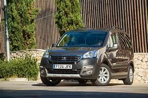 Peugeot Partner Tepee Outdoor : peugeot partner tepee outdoor 1 6 bluehdi ~ Gottalentnigeria.com Avis de Voitures