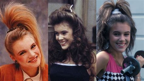 top  hairstyles  totally wore