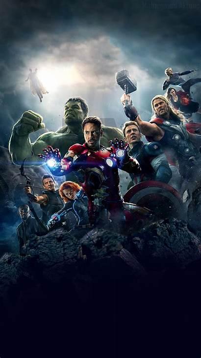 Avengers Marvel Ultron Age Deviantart G3 Movies