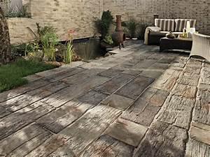 Bahnschwellen Beton Holzoptik : ehl gehwegplatte beton bahnschwelle gartenplatten g rten und gartenideen ~ Sanjose-hotels-ca.com Haus und Dekorationen