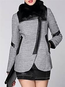 Veste D Hiver Femme 2017 : veste femme hiver laine et tricot ~ Dallasstarsshop.com Idées de Décoration