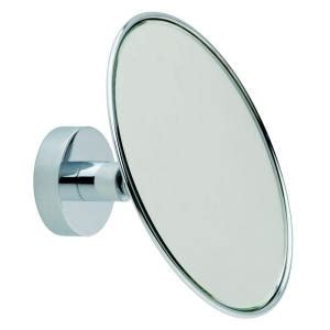 no drilling required baath plus pivoting shower mirror 3x