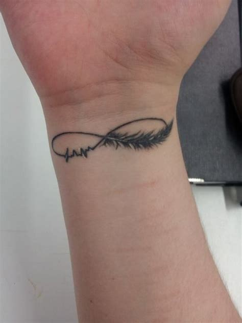 Infinity Tattoo On Wrist Designs, Ideas And Meaning