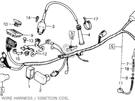 honda xl600r 1983 d usa parts lists and schematics
