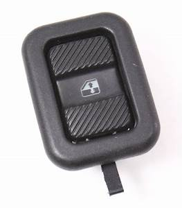 Window Switch Controls 90-94 Vw Passat B3 Corrado