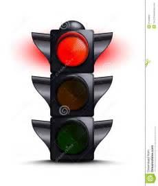 Red Traffic Light Clip Art