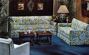 Chintz sofa chintz gets a make under thesofa for Kroehler furniture slipcovers