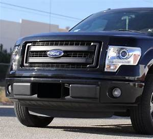 Faros Lupa Led Ford Lobo F150 2009 2010 2011 2012 2013