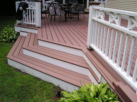 Trex Deck Designs Pictures by Residential General Contracting Services Dovetail