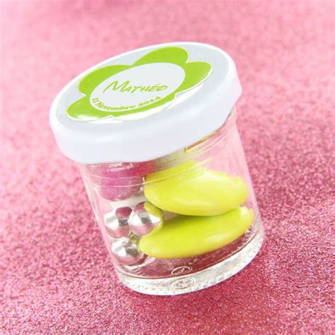 mini pot de confiture pas cher mini pot confiture drag 233 es lot de 12 fleurs de drag 233 es