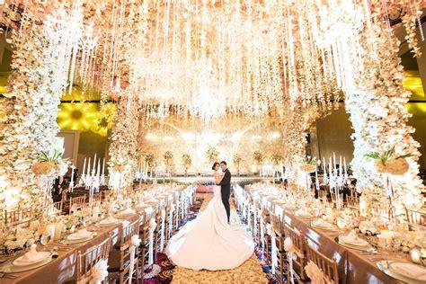 Dream Wedding At Trans Grand Ballroom