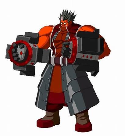 Tager Iron Blazblue Profile Animations Fightersgeneration Return