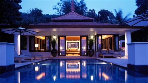 Enjoy Luxury And Tranquility At Trisara Resort In Thailand