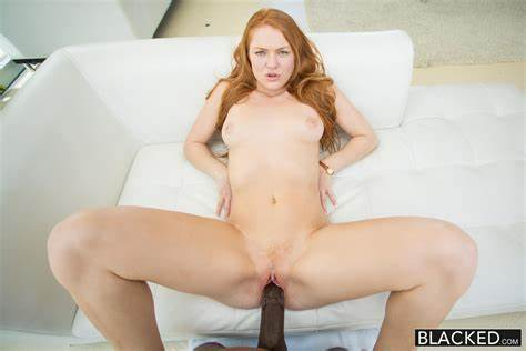 So She Devotes Her Giant Body To Red Haired Cocks