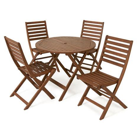 wilko fsc wooden patio set  seater wilko
