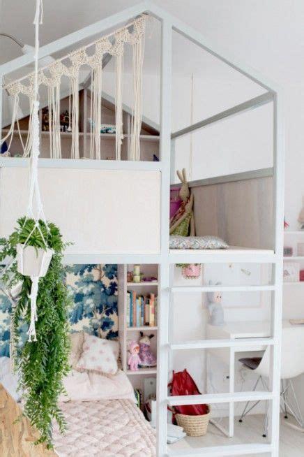hoogslaper huis meisjeskamer met hoogslaper en huisje van fasinka
