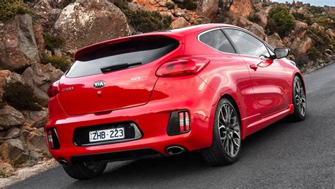 kia proceed gt  review carsguide