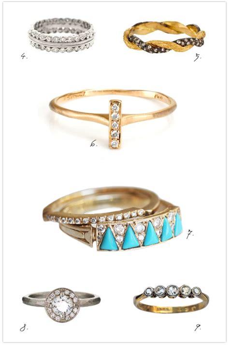 alternatives to wedding rings alternative wedding rings sponsored wedding fashion 100 layer cake