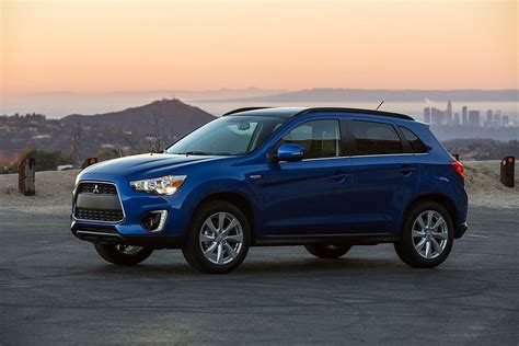 2015 Mitsubishi Outlander Sport Comes With Upgraded Engine