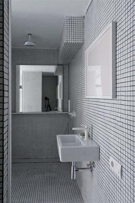 hele kleine badkamer inrichten kleine smalle badkamer