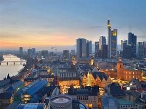 Christmas Market Frankfurt Tourism
