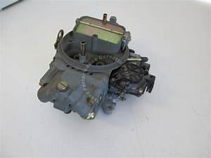 1965 Chevy Nice Used Holley 4 Barrel Carburetor List 9188