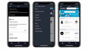 Iphone Apps Aufräumen : amazon updates its alexa companion app for ios with iphone ~ Lizthompson.info Haus und Dekorationen