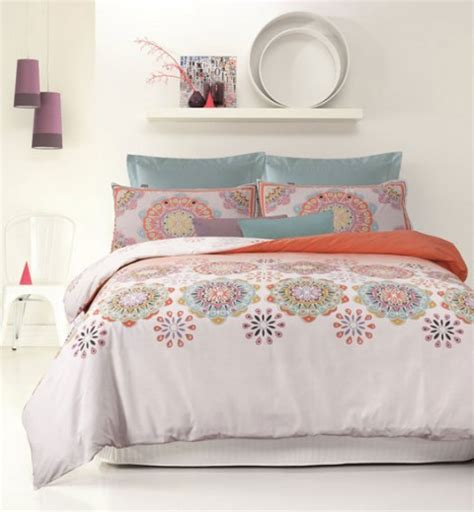 Apartmento Spiral Quilt Cover Set  Manchester Madness