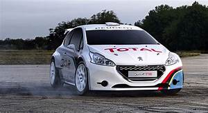 208 T16 R5 : peugeot 208 t16 turbo 16 type r5 par peugeot sport rallye f line 208 ~ Medecine-chirurgie-esthetiques.com Avis de Voitures