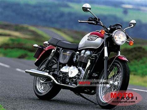 Triumph Bonneville 2001 Specs And Photos