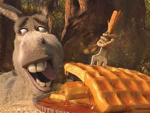 Sad Donkey Shrek