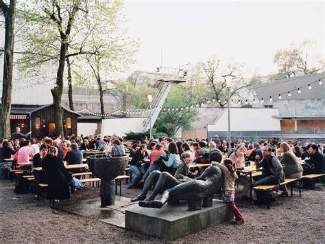 Der Garten Restaurant Prater by Pratergarten
