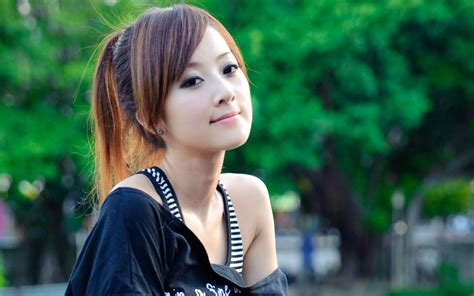 Cute Asian Wallpapers