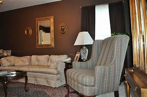 Wandfarben Brauntöne Wohnzimmer : wohnzimmer braun 60 m glichkeiten wie sie ein braunes wohnzimmer gestalten ~ Markanthonyermac.com Haus und Dekorationen