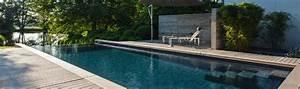 piscine a debordement piscine miroir construction de With piscine miroir a debordement
