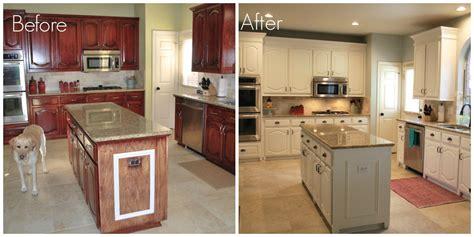 diy kitchen cabinet transformation  process