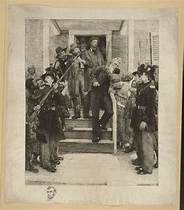 Slavery, John Brown's hanging and the raid on Harpers ...
