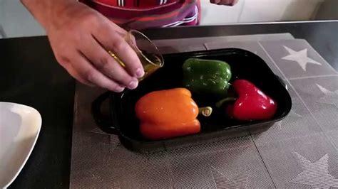 comment préparer des poivrons marinés à l 39 ail